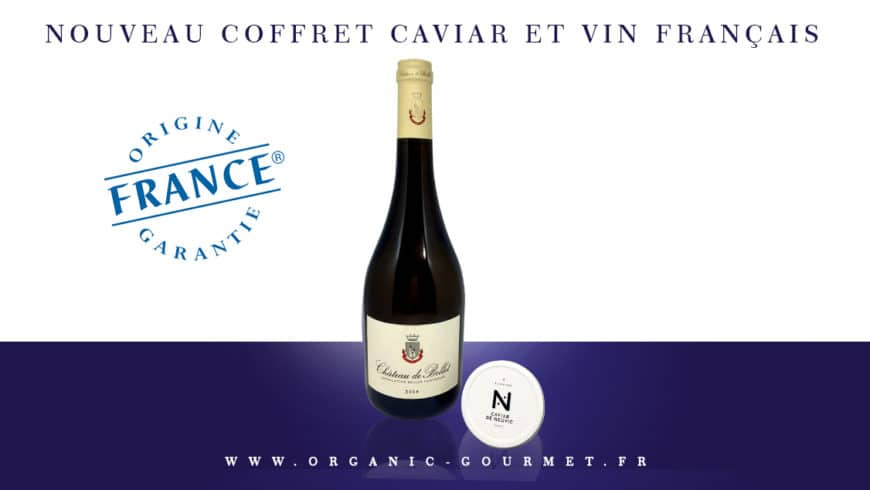 Nouveau partenariat avec « Caviar de Neuvic »