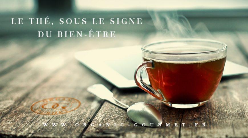 Le thé, sous le signe du bien-être